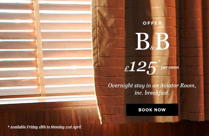 Easter Romantic Break Offer