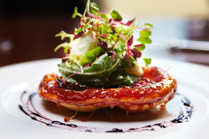 Fig Tarte Tatin
