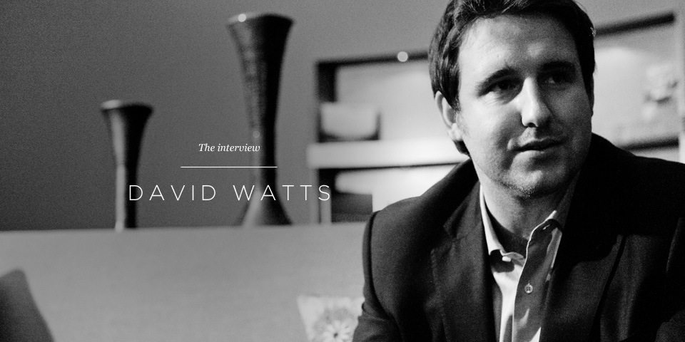 Aviator interviews Halo furnishings' David Watts