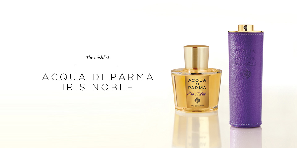 Acqua di Parma Iris Nobile Travel Spray