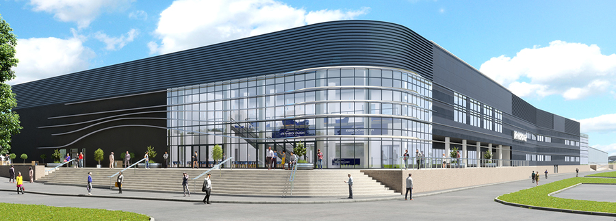 Image for Farnborough International Exhibition & Conference Centre