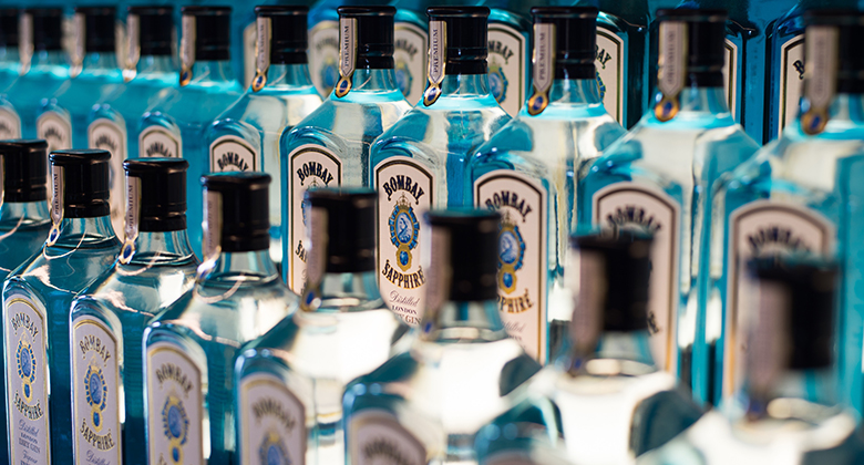 BOMBAY SAPPHIRE GIN DISTILLERY EXPERIENCE