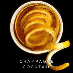 Champange Cocktail